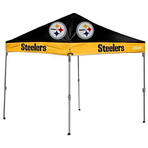 NFL Straight Leg Canopy with Case 10 x 10 [Seattle Seahawks]  sc 1 st  buyr.com & buyr.com - Stansport 6-Person Instant Family Tent