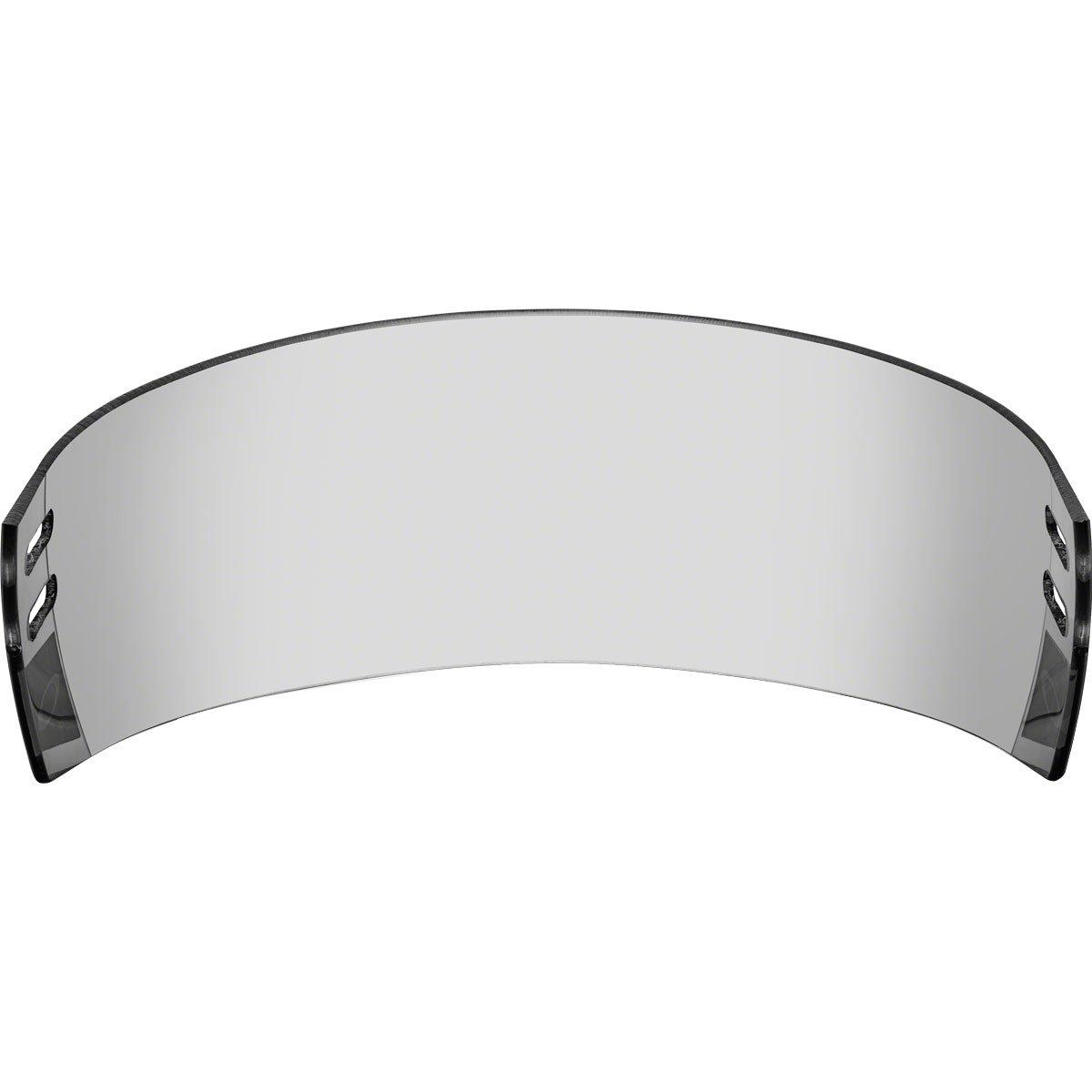 tehdashinta ajatuksia Yhdistynyt kuningaskunta Oakley Straight Pro Cut Hockey Visor, Grey, One Size