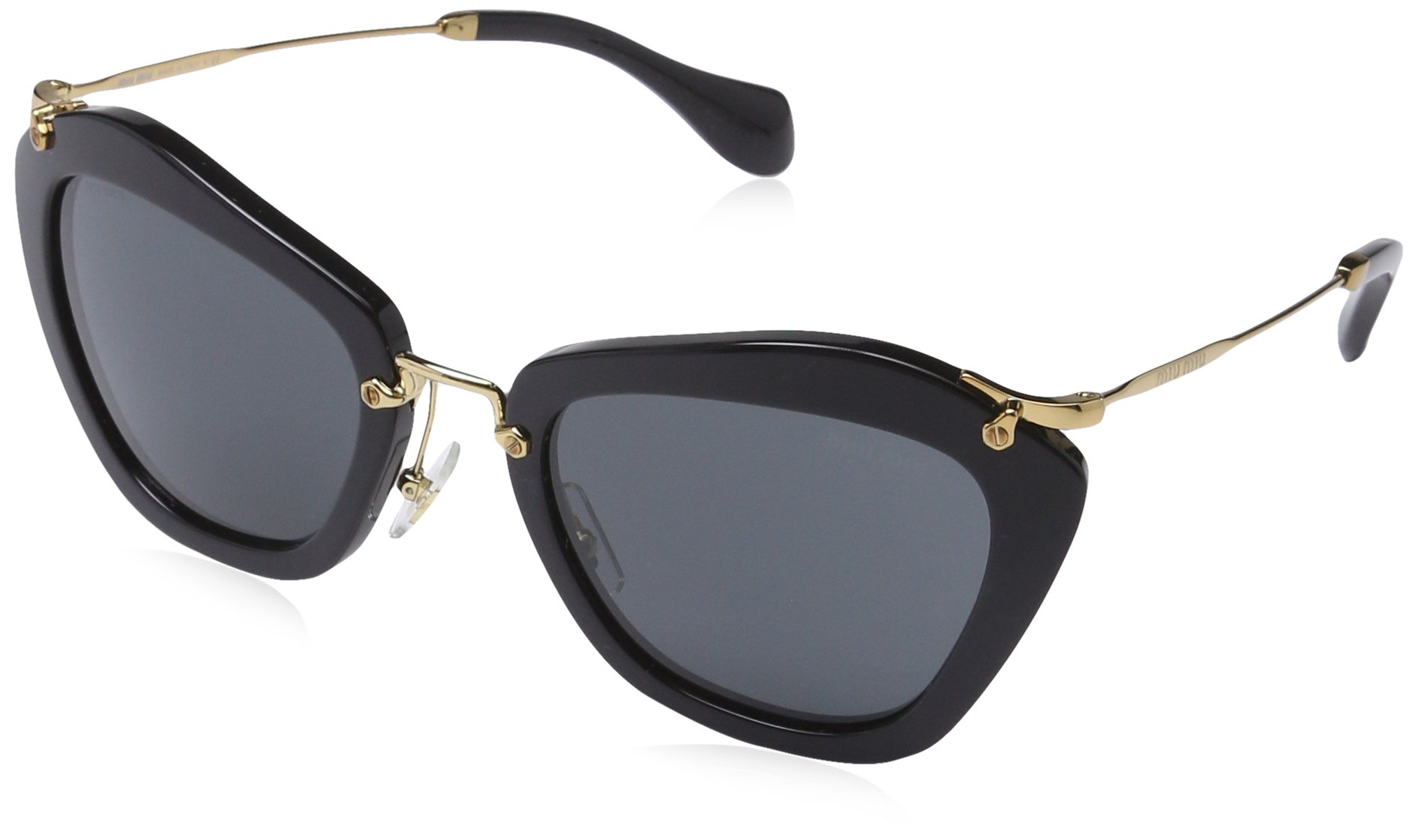 Miu Miu Women's Matte Cat Eye Sunglasses