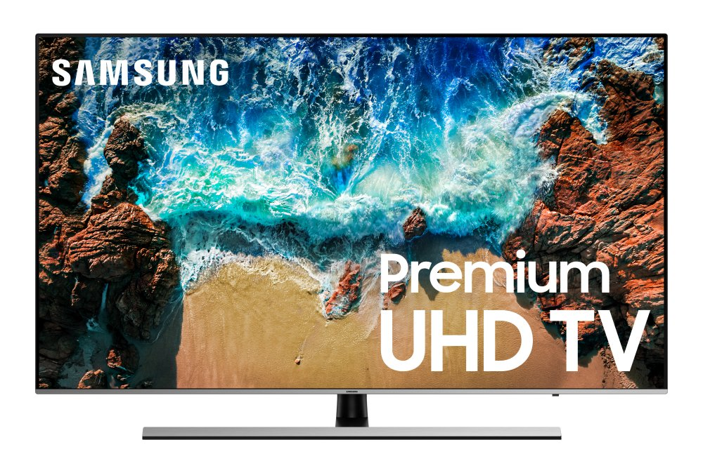 "Samsung UN65NU8000 Flat 65"" 4K UHD 8 Series Smart LED (2018)"