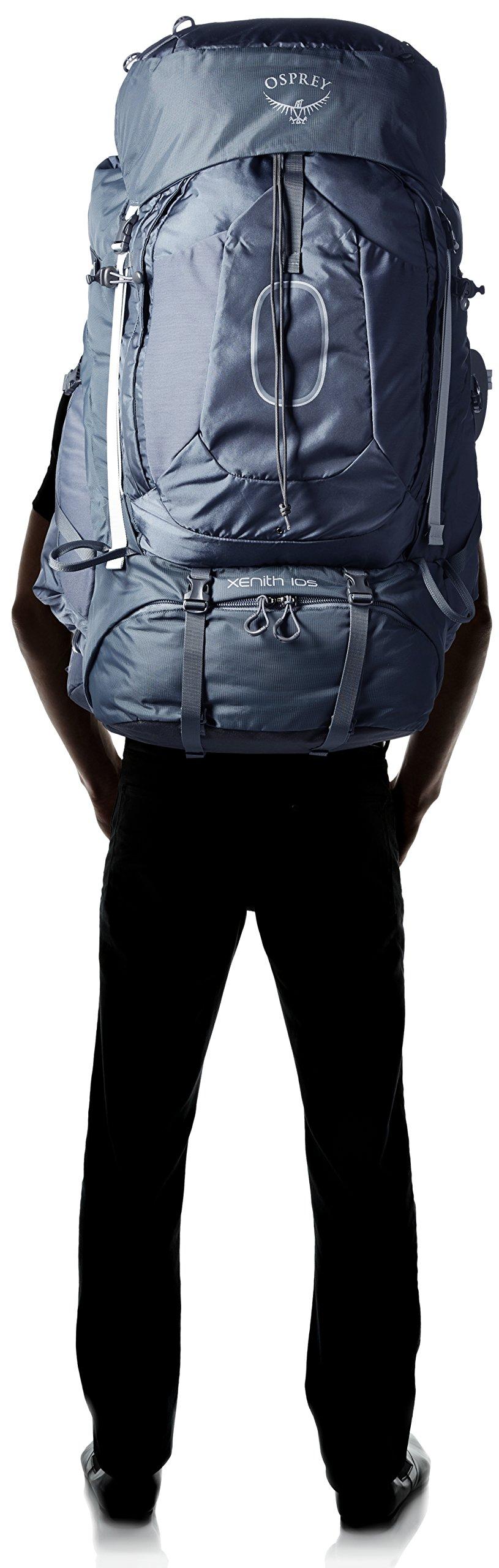 osprey xenith 105 internal frame backpack
