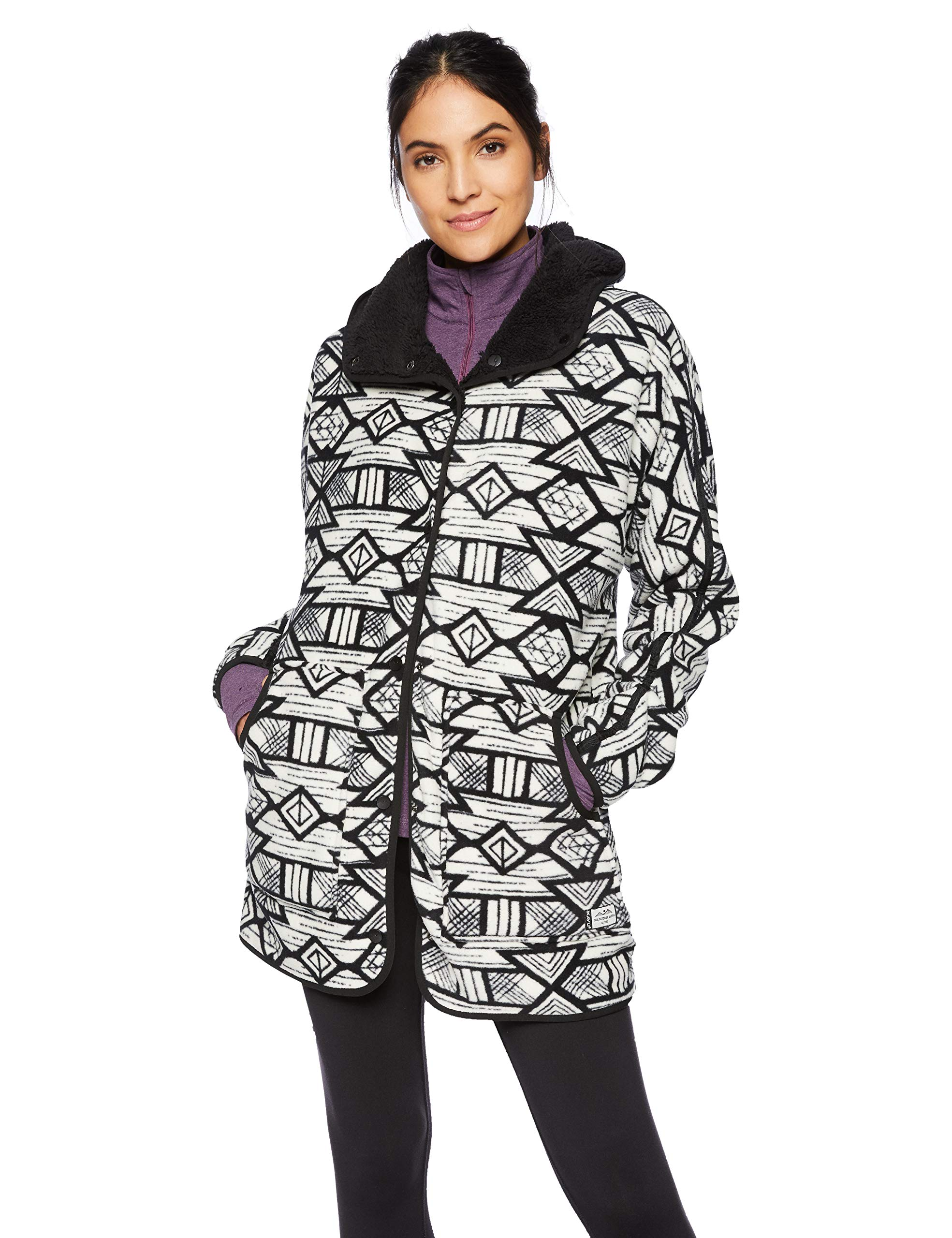 KAVU Women Jacket Fleetwood KAVU-Outdoors