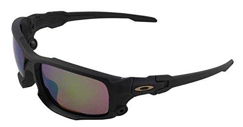 Oakley SI Ballistic Shocktube Satin Black Frame Prizm Shallow H20 Polarized  OO9329-07 7bcc953fa4