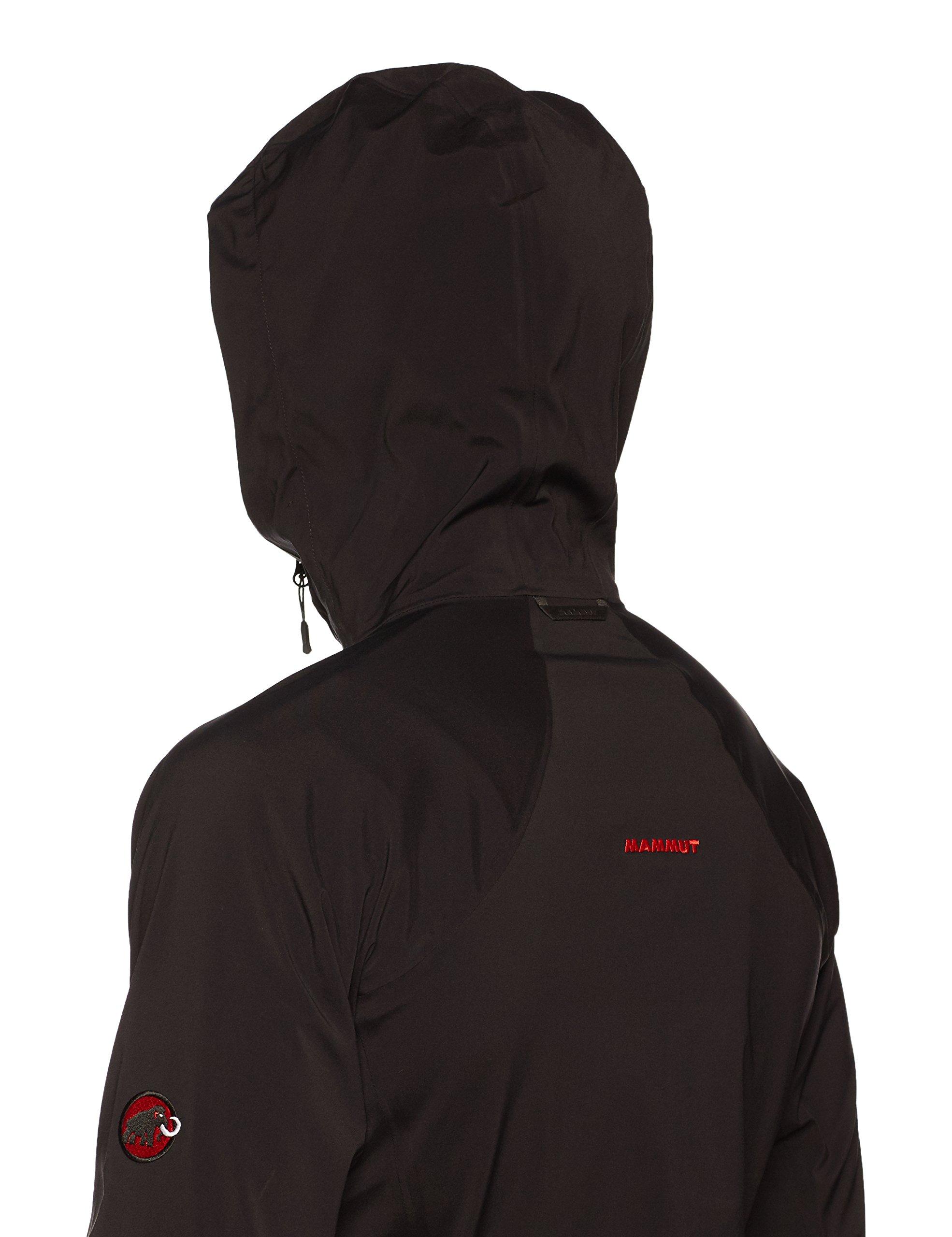 auf Lager noch eine Chance modischer Stil Buyr.com - Mammut Ultimate Alpine SO Hooded Jacket black M
